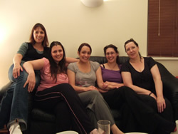 Ananda Healing Pamper Party Happy Customers