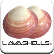 Lava Shell Hot Tummy Massage