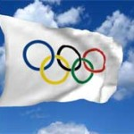 Ananda Healing olympic flag
