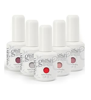 Gelish Nail Removal