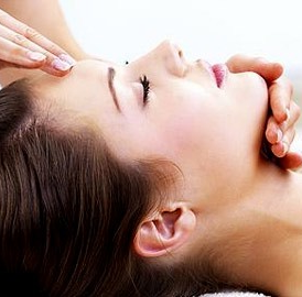 Facial & Gelish Package